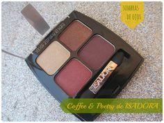 96 Coffe & Poetry, el cuarteto de sombras de ISADORA