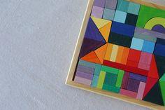 Rainbow Block Puzzle