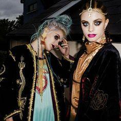 Exclusive: Alex Hutchinson x 9 Crow Street - C-Heads Magazine Haunting Photos, Creepy Photos, Gypsy Witch, Dark Mori, Model Face, Love Your Hair, Biker Girl, Harajuku Fashion, Dark Beauty