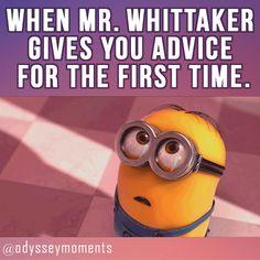 <3 <3 <3 Mr. Whittaker   Adventures in Odyssey