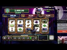 Wizard of Oz Wicked Riches FREE MOBILE & ONLINE Gameplay Casino Slot Mac...