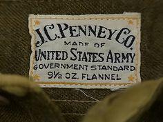 jc penny's army