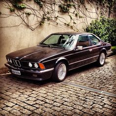 BMW 635 E24 Bmw E24, Classic European Cars, Bmw Classic Cars, Bmw 635 Csi, Bmw Vintage, Bavarian Motor Works, Bmw Autos, Bmw 6 Series, Bmw Alpina