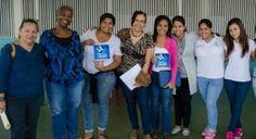 Fundación Manos para Vargas visitó la Unidad Educativa Privada la Inmaculada.
