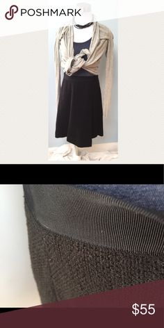 """Kate Spade A-Line Classic Skirt Stunning I love this skirt but it's getting lost in the sea of black that is my closet. 70% cotton, 30% viscose, 100% poly lining. Dry cleaned and not re-worn. Fabric has a boucle look (see close up) but it's not wool and can be worn in several seasons. No pockets, gold zipper with ball pull. Approx measures: waist 14.5"""", length 21"""". Open to 🎈reasonable offers from reasonable people -🎈please ask questions this is a preloved garment in excellent condition…"""