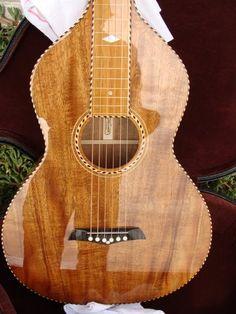 WEISSENBORN! Want one. Guitar Shop, Acoustic Guitars, Music Instruments, Musical Instruments, Acoustic Guitar