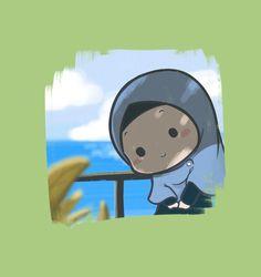 Quran Wallpaper, Bear Wallpaper, Cartoon Wallpaper, Baby Cartoon Drawing, Cartoon Drawings, Cartoon Art, People Illustration, Cute Illustration, Iphone Wallpaper Kawaii