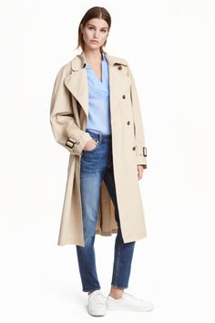 Trench in cotone | H&M
