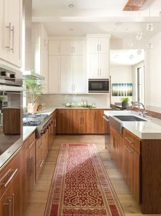 Cabinet Ideas Kitchen - CHECK THE PIN for Various Kitchen Cabinet Ideas. 83564672 #kitchencabinets #kitchendesign