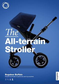 The All-terrain Stroller - Bugaboo Buffalo