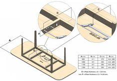 Αποτέλεσμα εικόνας για table extension folding mechanism