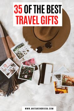 35 of the Best Travel Gifts For Someone Going Travelling - Anita Hendrieka