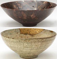 kintsugi, golden repairs for what is broken