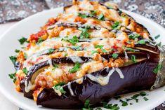Italian Eggplant Fan