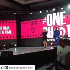 Congratulations to @guy_tang for winning the #HotShot of the year award at the @behindthechair_com #OneShot event at the @hyattneworleans in #NOLA! The owner of #SofisColorLounge @sofisartistry and two of her employees @hairbyjennna and @kelseyryannnn got the privilege of attending this amazing show! #guytang #behindthechair #behindthechaironeshot #Repost with @repostapp. ・・・ Mary and Kevin announce the winner of the Hot Shot of the Year award.....MR. GUY TANG!!!