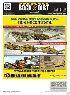 Rock & Dirt en Español May 2015 - http://www.rockanddirt.com/esp/static/onlinePub/esp_may.html #rdespanol