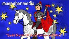 Laterne, Laterne, Sonne, Mond und Sterne - Kinderlieder zum Mitsingen - Sankt Martin - Laternenlied - YouTube