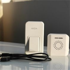 wireless door bell need no battery. Loud sound for the old. USB interface that convenient .38 ring bells.waterproof.high quality #women, #men, #hats, #watches, #belts, #fashion, #style