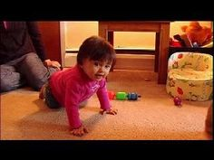 Is your baby about to crawl? Check out this video from @babycenter on how to prepare for this #milestone.  #video