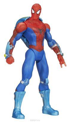 Фигурка Spider-Man Spider Strike. Spider-Man, с аксессуаром, 9,5 см,А5700-А7083