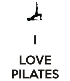 Pilates is an exercise system targeted at developing flexibility and core strength as well as promoting total body balance. Pilates is so versatile that it can be performed by senior citizens and seasoned athletes who Pilates Logo, Le Pilates, Joseph Pilates, Pilates Workout, Pilates Reformer, Studio Pilates, Pilates For Beginners, Yoga Poses For Beginners, Keep Calm Images