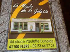 Best Galette. Fler, Normandy