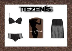 Fresh in store....new shaping Tezenis collection! Do you like it?