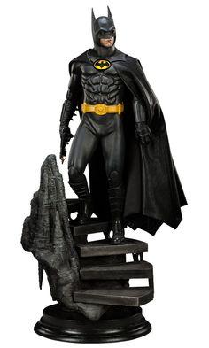 Batman Michael Keaton Premium Format Figure