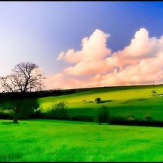 #landscape #beautiful #nature #clouds #sky #cool #color #art
