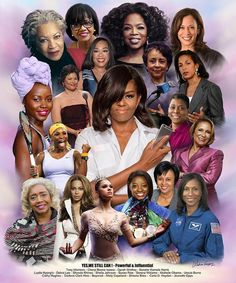 Yes, We Still Can: Powerful and Influential African American Women by Wishum Gregory