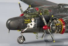 P-61 Black Widow 1/48 by Jorge Oppenheimer