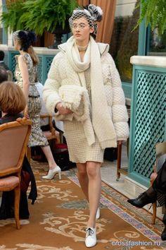 Chanel коллекция pre-fall осень-зима 2017-2018