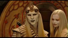 Prince Nuada and Princess Nuala