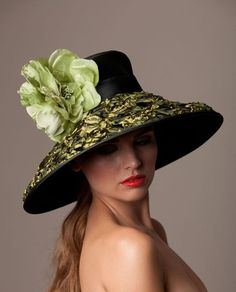 I wish ladies would wear hats again!