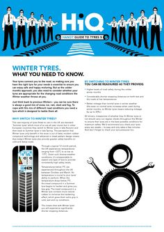 what you need to know this winter Winter Tyres, Repair Shop, Need To Know, Easy
