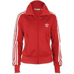 7 Best Red Track Jackets images   Woman fashion, Athletic wear, Fall ... 9f387b8786
