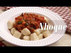 Nhoque Vegano - Presunto Vegetariano