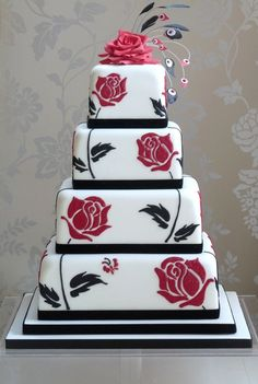 Amazing Wedding Cakes-It amazes me how much talent people have.