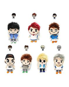 K2POP - PRE) GOT7 - DREAM KNIGHT GOODS GOT7 CHARACTER DOLL
