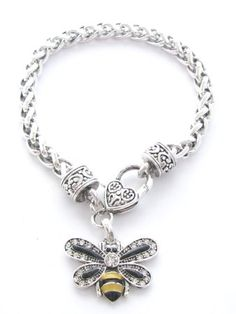 Bumble Bee Bracelet
