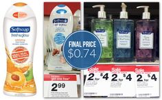 Softsoap Body Wash Target