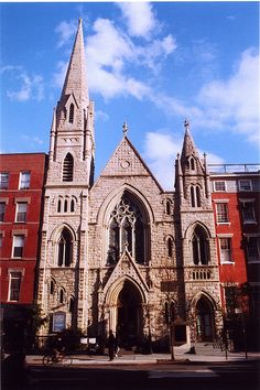 Middle Collegiate Church, East Village