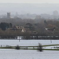 En Grande-Bretagne, les inondations les plus graves depuis 250 ans