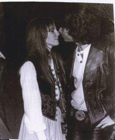 more Pamela Courson and Jim Morrison