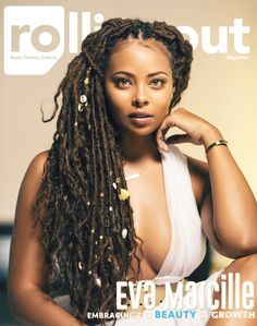 Eva Marcille is on the cover of Rolling Out magazine and when I saw her locs I had to find out who was responsible for the look. Eva has been wearing Locs for awhile and Dr. Kari the originator of the 'goddess locs' was the stylist responsible for the look. Check out her pictures: In …