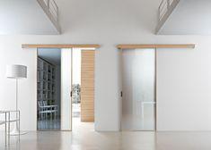 porte filo muro specchio cerca con google doors pinterest