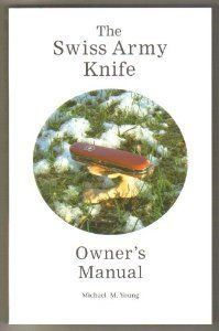 Libro: The Swiss Army Knife Owner's Manual | Club Victorinox