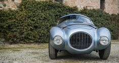 This unique Ferrari 'Uovo' has been cooped up for 20 years | Classic Driver Magazine