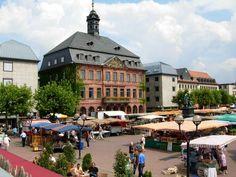 Hanau, Germany Market:
