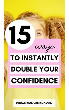 Self Confidence Tips – 15 Tips To Double Your Confidence ASAP | How To Be More Confident In Life | how to be confident girl how to be sure of yourself how to be more confident at work guide to confidence how to act more confident how to be more confident in a relationship how to be more confident in your body how to be confident around girls how to look confident and relaxed how to be confident while speaking how to feel confident about your body how to be a confident person in daily life Raising Godly Children, Raising Girls, Parenting Teens, Parenting Advice, Self Confidence Tips, All About Pregnancy, Every Mom Needs, Mom Advice, Daily Affirmations